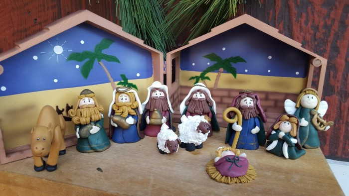 nativity small